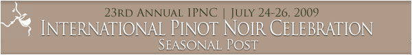 23rd Annual IPNC - July 24 - 26, 2009